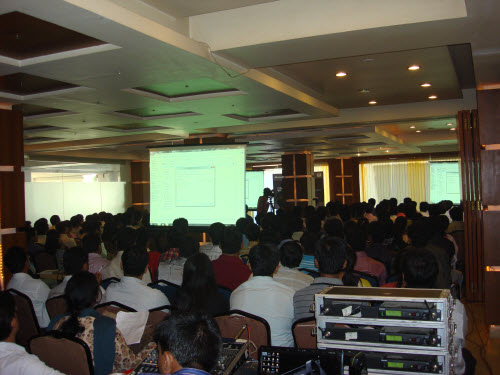 SQLAuthority News - Community TechDays in Ahmedabad - A Successful Event - Oct 3, 2009 CTD5