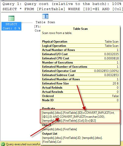 SQL SERVER - Simple Explanation of Data Type Precedence datapre