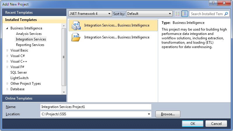 SQL SERVER - Using SSIS to Import CSV File into Salesforce Online Database with dotConnect for Salesforce from Devart 1