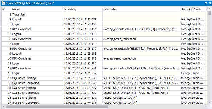 SQL SERVER - Collect and Analyze SQL Server Data Efficiently devarteventprofiler2