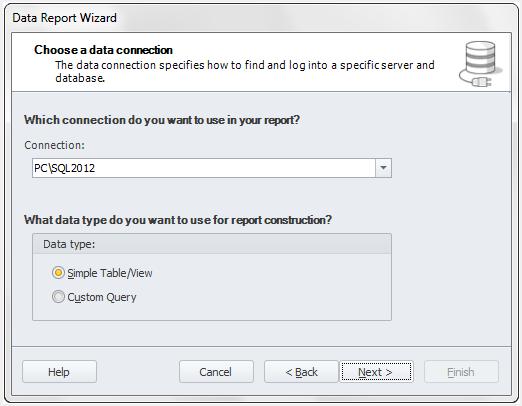 SQL SERVER - SQL Report Builder in dbForge Studio for SQL Server i03