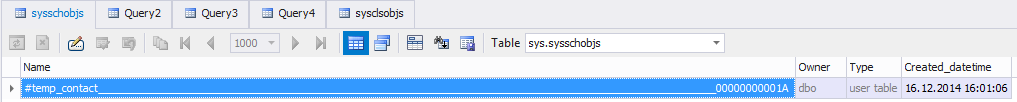 SQL SERVER - Story of Temporary Objects temp_db_temp_table_metadata_8