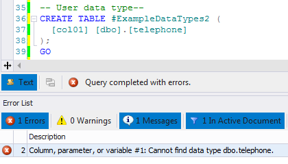 SQL SERVER - Story of Temporary Objects user-data-type_11