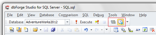 SQL SERVER - Tips for SQL Query Optimization by Analyzing Query Plan pic1