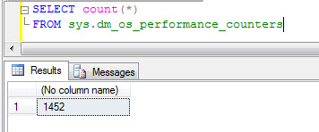 SQL SERVER - DMV Error: FIX: Error: Msg 297, Level 16 The user does not have permission to perform this action dmverror1