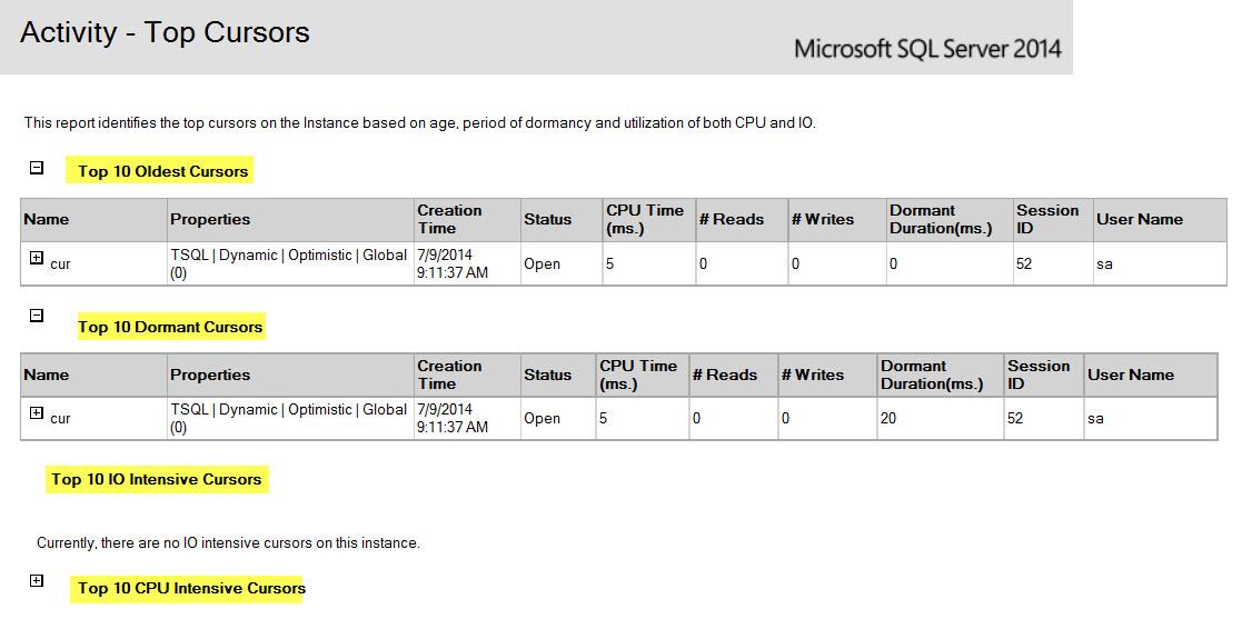 SQL SERVER - Activity Reports - Dormant Sessions dormant2