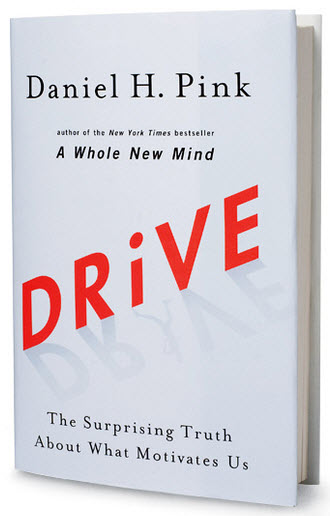 Developers - Drive by Daniel Pink - Book Review drivebook1