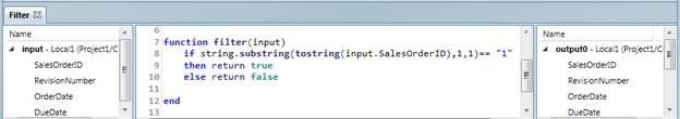 SQL SERVER – expressor Studio Includes Powerful Scripting Capabilities ec4