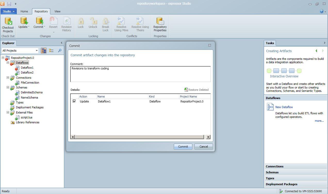 SQL SERVER - Who needs ETL Version Control? etlversion1