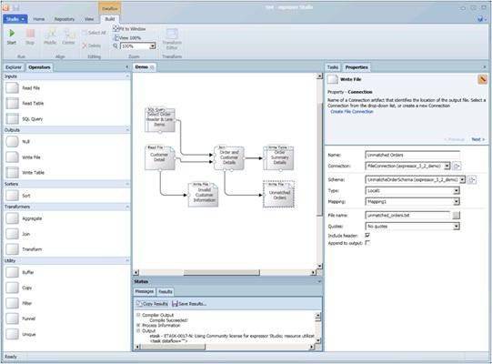 SQL SERVER – expressor 3.2 Release Review exp321