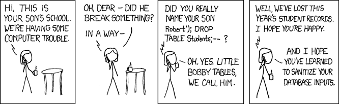 SQLAuthority News - SQL Injection - SQL Joke, SQL Humor, SQL Laugh exploits_of_a_mom