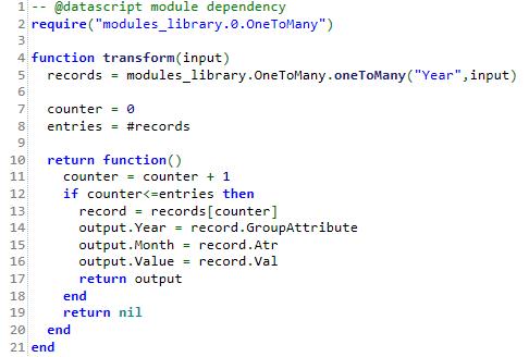 SQL SERVER - Introduction to expressor Datascript Modules figure3