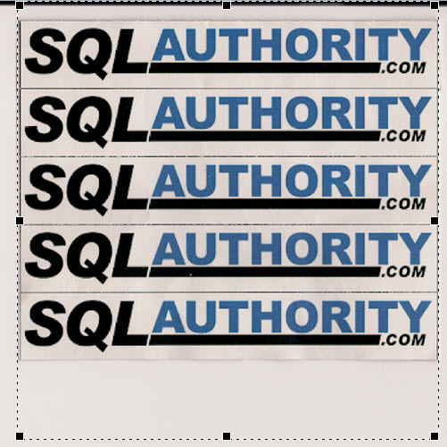 SQLAuthority News - FIX : Error : HP OfficeJet Scanning and Printing Gray or Pink Shades hp1