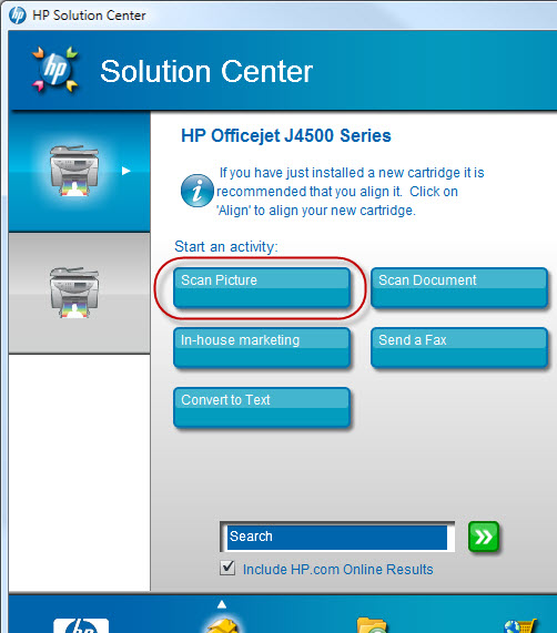 SQLAuthority News - FIX : Error : HP OfficeJet Scanning and Printing Gray or Pink Shades hp2