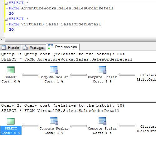SQL SERVER - Retrieve and Explore Database Backup without Restoring Database - Idera virtual database vdb11