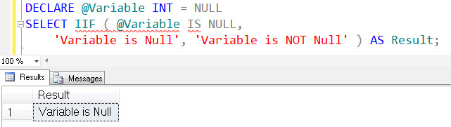 SQL SERVER - Denali - Logical Function - IIF() - A Quick Introduction iif3