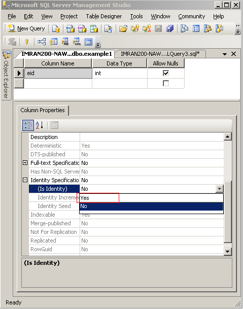 SQL SERVER - Add or Remove Identity Property on Column im4