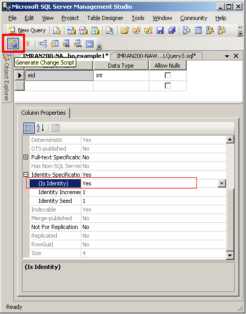 SQL SERVER - Add or Remove Identity Property on Column im5