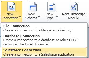 SQLAuthority News - Introduction to expressor Connectivity to Salesforce - expressor Data Integration Applications image_2