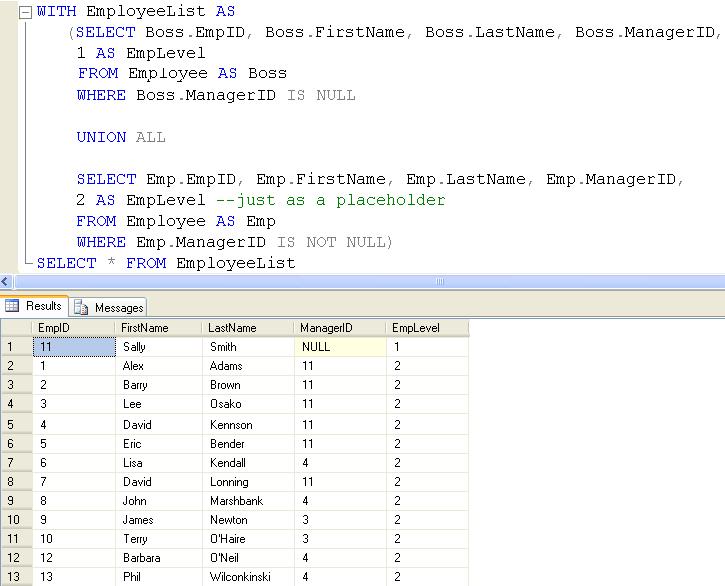 Recursive cte for dates in a year steve stedman.