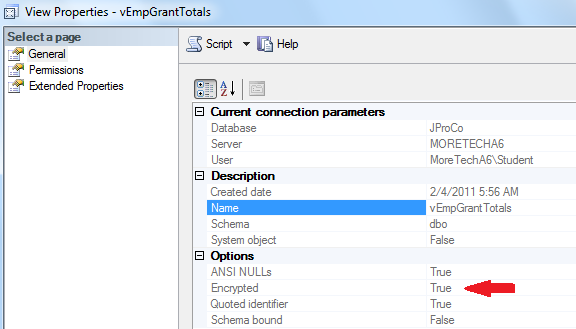 SQL SERVER - Tips from the SQL Joes 2 Pros Development Series - Introduction to Views - Day 23 of 35 j2p_23_5