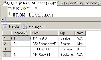 SQL SERVER - Tips from the SQL Joes 2 Pros Development Series - Finding un-matching Records - Day 5 of 35 j2p_5_1