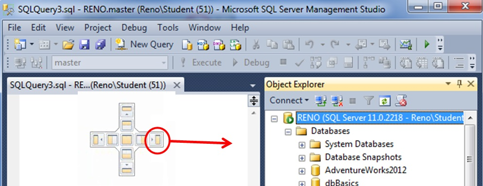 SQL SERVER - SQL Basics: Using Management Studio - Day 5 of 10 j2pbasics-5-6