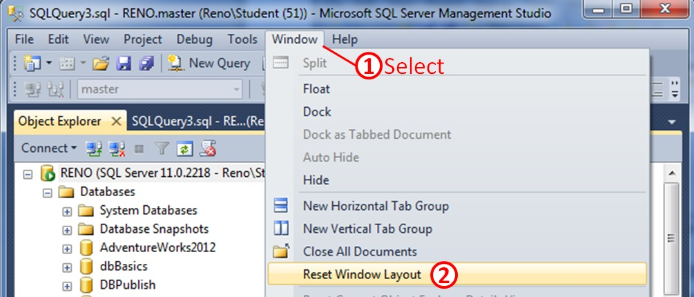 SQL SERVER - SQL Basics: Using Management Studio - Day 5 of 10 j2pbasics-5-7