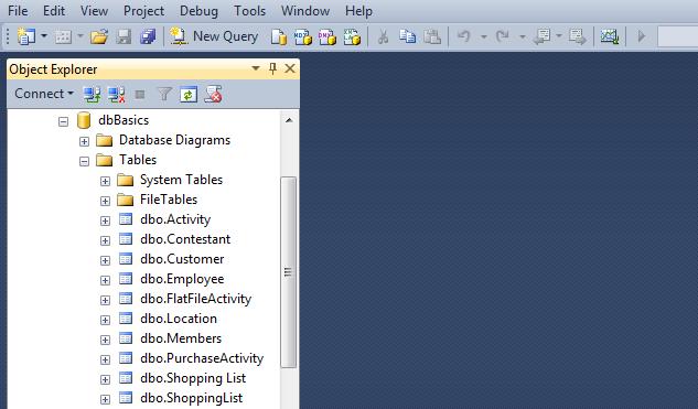 SQL SERVER - SQL Basics: SQL Code Generators - Day 6 of 10 j2pbasics-6-1