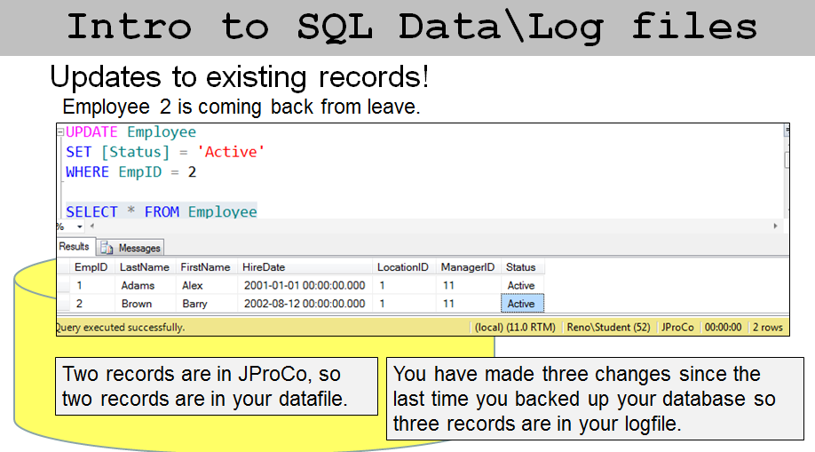 SQL SERVER - SQL Basics: Database Datafiles and Logfiles - Day 8 of 10 j2pbasics-8-8