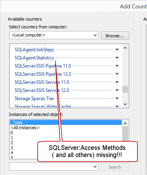 how to get sql server instance name using query