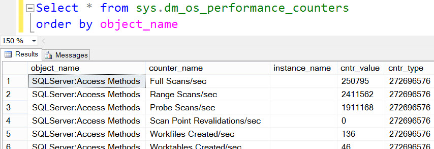 SQL SERVER - Performance Counter Missing: How to Get Them Back? lodctr-02