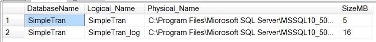SQL SERVER - How to Stop Growing Log File TooBig loggrow