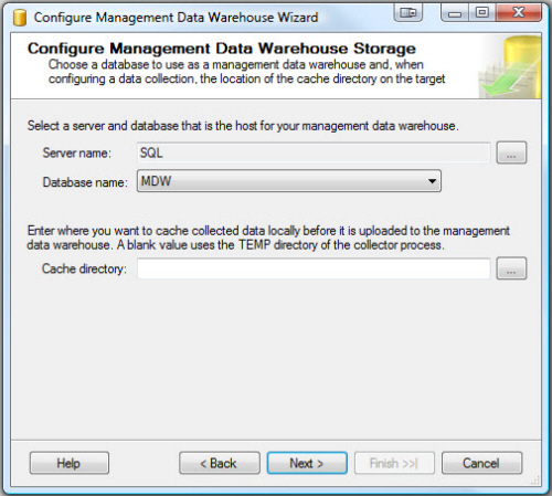 SQL SERVER - Configure Management Data Collection in Quick Steps - T-SQL Tuesday #005 mdw13