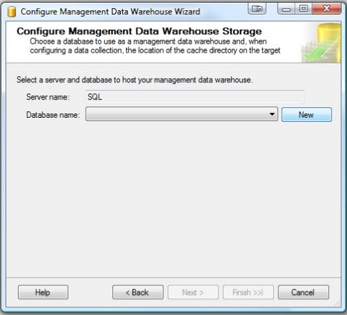 SQL SERVER - Configure Management Data Collection in Quick Steps - T-SQL Tuesday #005 mdw4