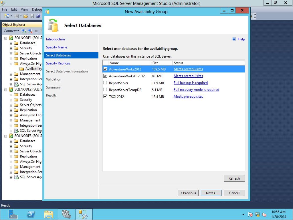 SQL SERVER - Migration of SQL Server 2012 Database Mirroring to AlwaysOn Availability Group image008