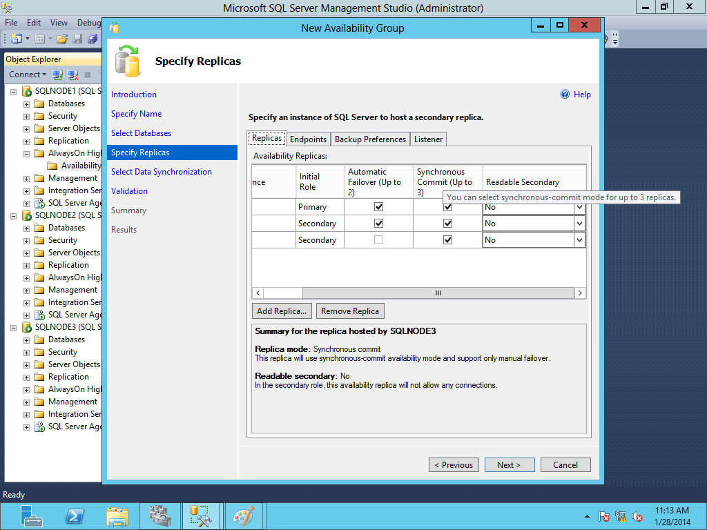 SQL SERVER - Migration of SQL Server 2012 Database Mirroring to AlwaysOn Availability Group image010