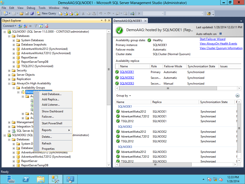 SQL SERVER - Migration of SQL Server 2012 Database Mirroring to AlwaysOn Availability Group image016