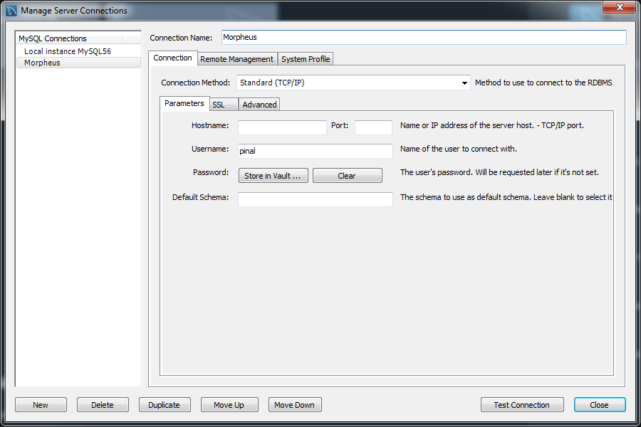 Database - Beginning with Cloud Database As A Service morpheusimage5