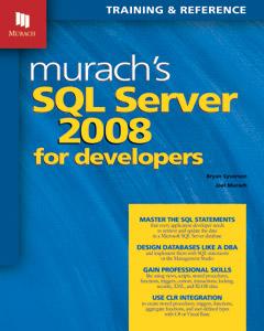 SQLAuthority News - Book Review - Murach's SQL Server 2008 for Developers murachsql