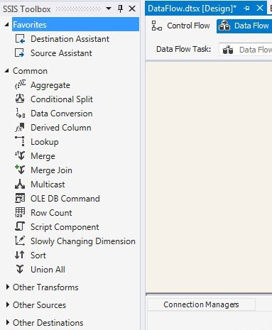 SQL SERVER - The Basics of the SSIS Data Flow Task - Notes from the Field #057 n57-3