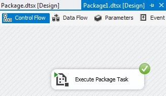 SQL SERVER - The Basics of the Execute Package Task - Notes from the Field #067 notd-66-5