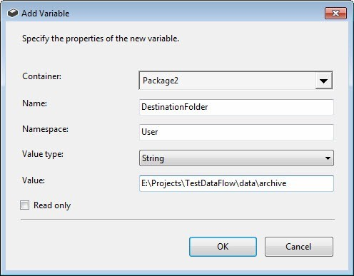 SQL SERVER - The Basics of the File System Task - Part 2 - Notes from the Field #075 notes-75-9