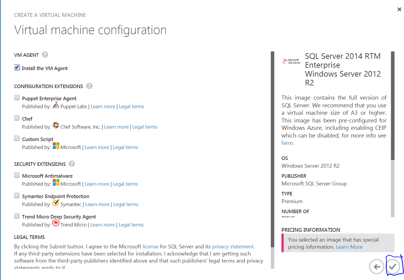 SQL SERVER - Proof of Concepts with Windows Azure - Notes from the Field #056 notes56-6