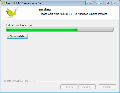SQL - Step by Step Guide to Download and Install NuoDB - Getting Started with NuoDB 8