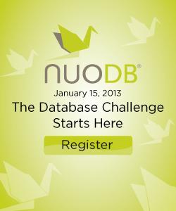 SQLAuthority News - Register for NuoDB the Elastically Scalable, SQL/ACID Database nuodbbanner