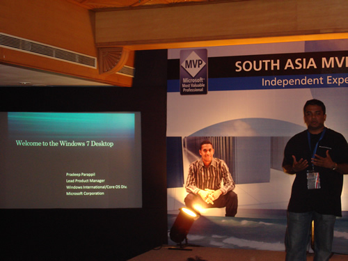 SQLAuthority News - Author Visit - South Asia MVP Open Day 2008 - Goa - Day 1 MVP Openday (10)