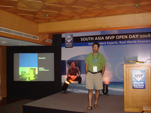 SQLAuthority News - Author Visit - South Asia MVP Open Day 2008 - Goa - Day 1 MVP Openday (11)