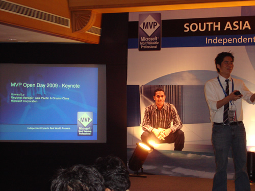 SQLAuthority News - Author Visit - South Asia MVP Open Day 2008 - Goa - Day 1 MVP Openday (9)