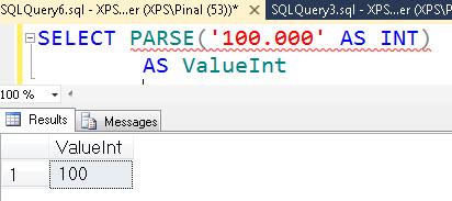 SQL SERVER - Denali - Conversion Function - PARSE() - A Quick Introduction parse3